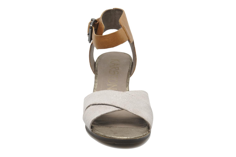 Sandalen Karston Tobic mehrfarbig schuhe getragen