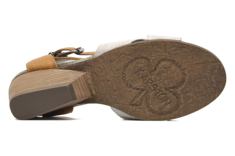 Sandalen Karston Tobic mehrfarbig ansicht von oben