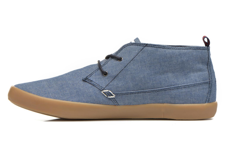 Sneaker Faguo Oleaster M blau ansicht von vorne