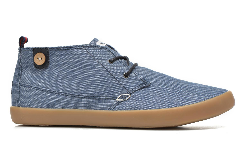 Sneaker Faguo Oleaster M blau ansicht von hinten