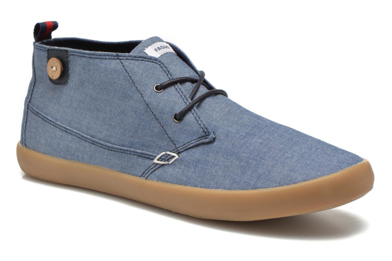 Sneaker Faguo Oleaster M blau detaillierte ansicht/modell