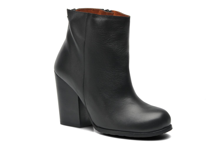 Bottines et boots Jonak Garma Noir vue détail/paire