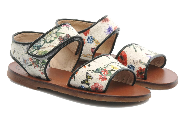 Sandales et nu-pieds PèPè Aiassa Multicolore vue 3/4