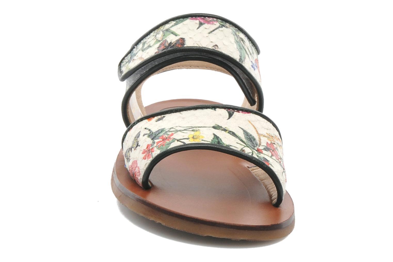 Sandales et nu-pieds PèPè Aiassa Multicolore vue portées chaussures