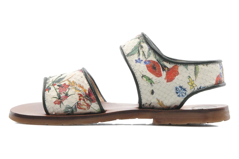 Sandales et nu-pieds PèPè Aiassa Multicolore vue face