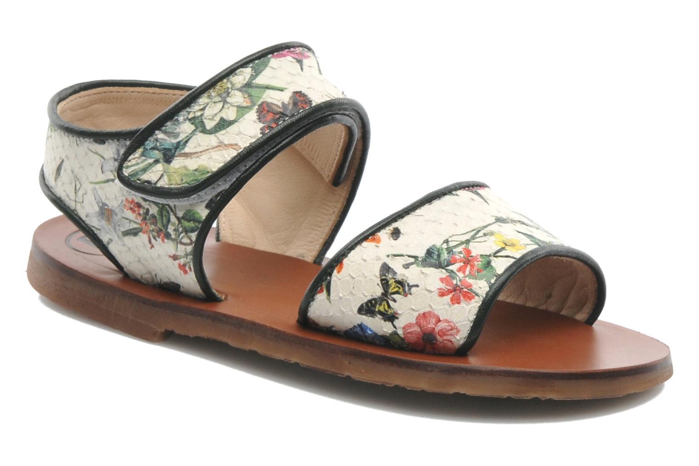 Sandales et nu-pieds PèPè Aiassa Multicolore vue détail/paire