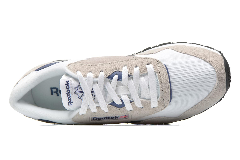 reebok classic nylon white