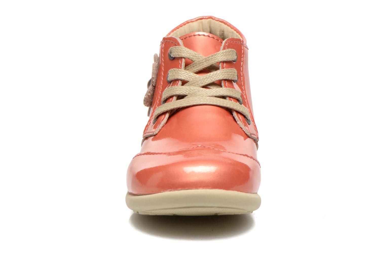 Bottines et boots Mod8 LILA Orange vue portées chaussures