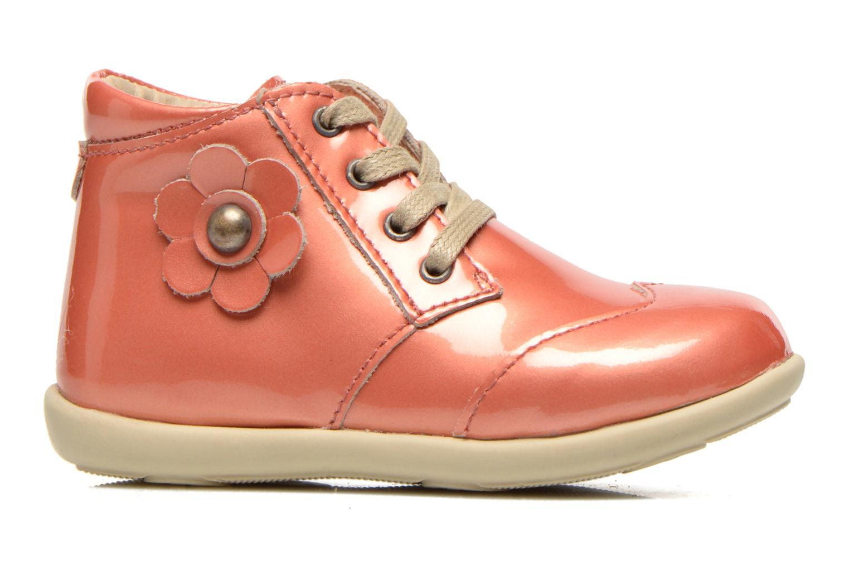 Bottines et boots Mod8 LILA Orange vue derrière