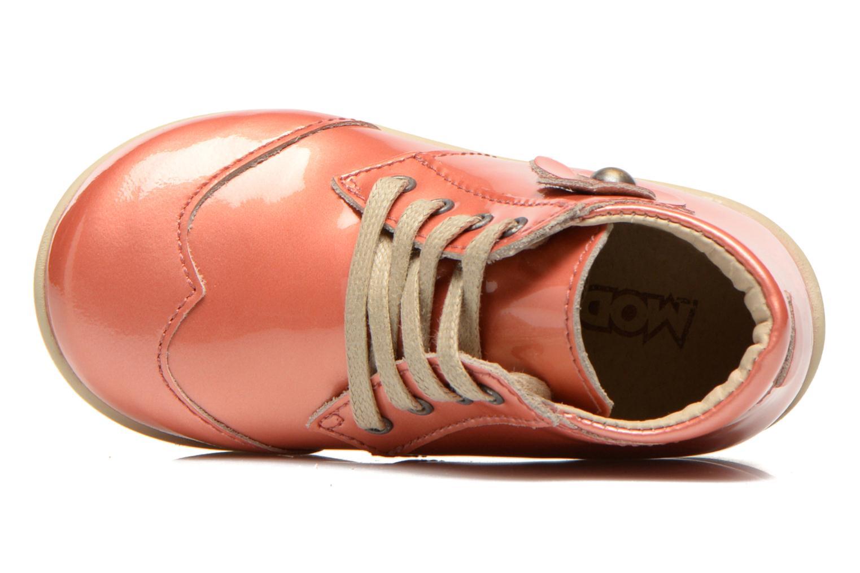 Bottines et boots Mod8 LILA Orange vue gauche