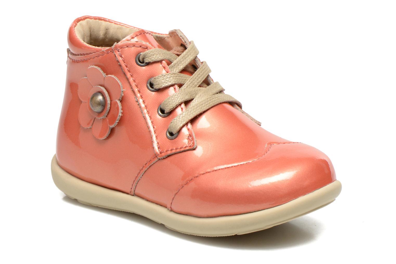 Bottines et boots Mod8 LILA Orange vue détail/paire