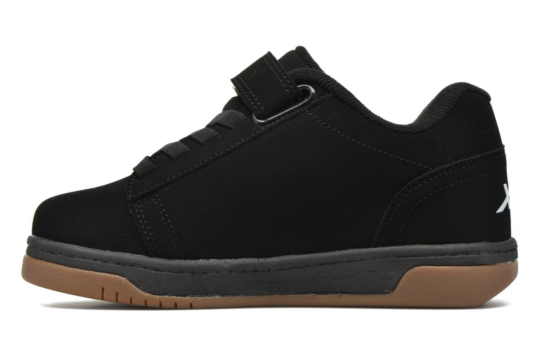 Baskets Heelys Dual Up Noir vue face