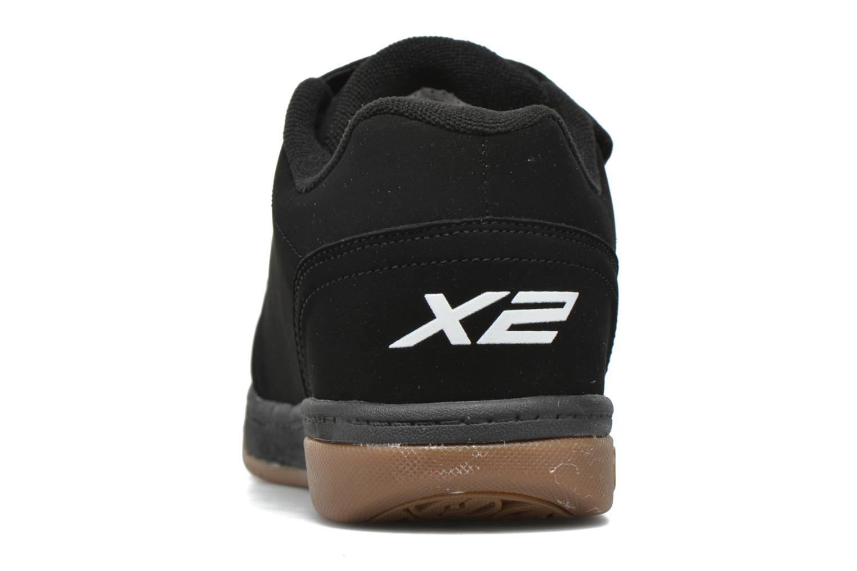 Baskets Heelys Dual Up Noir vue droite