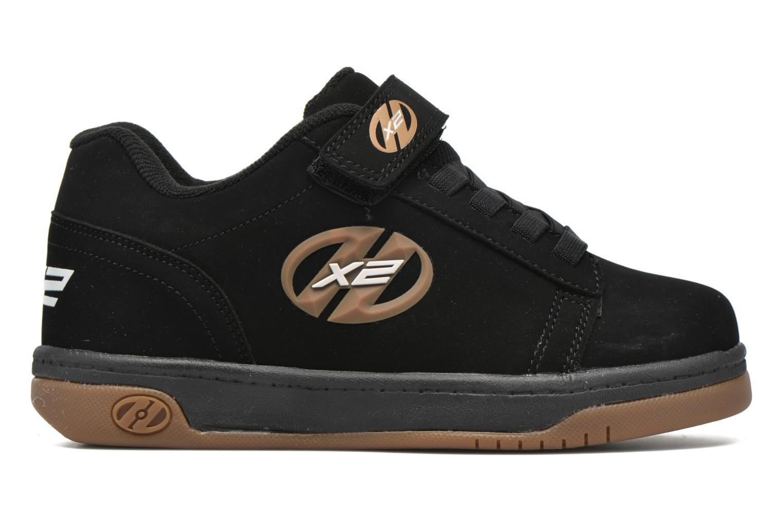 Baskets Heelys Dual Up Noir vue derrière