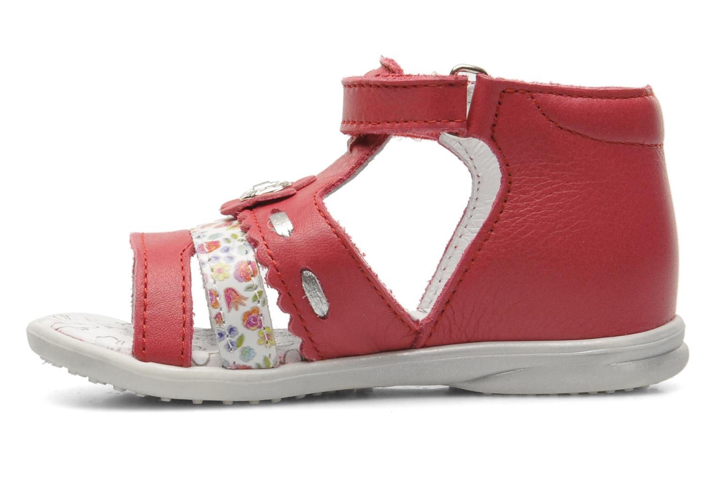 Sandalen Bopy BIJOUVEL rosa ansicht von vorne