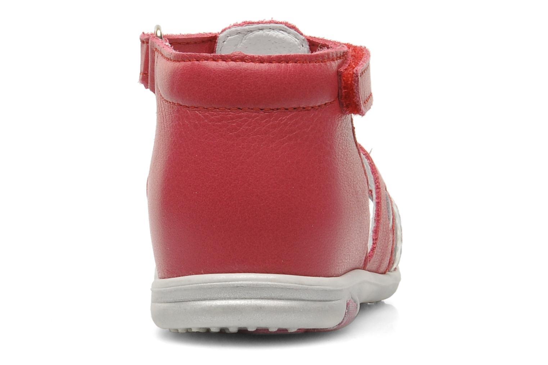 Sandalen Bopy BIJOUVEL Roze rechts