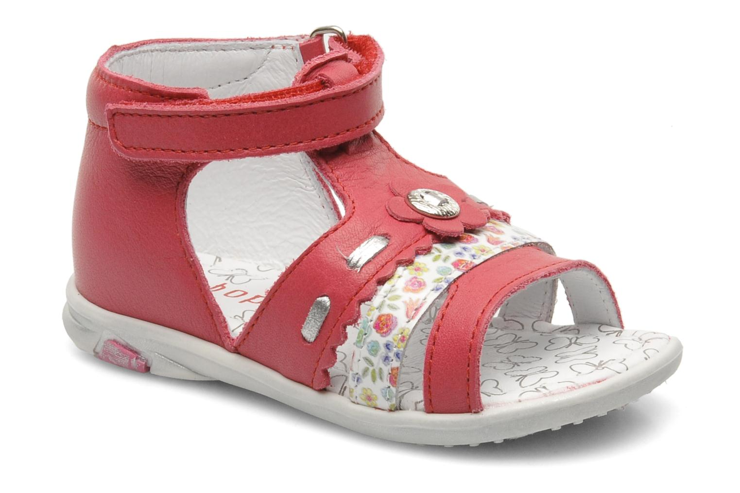 Sandals Bopy BIJOUVEL Pink detailed view/ Pair view