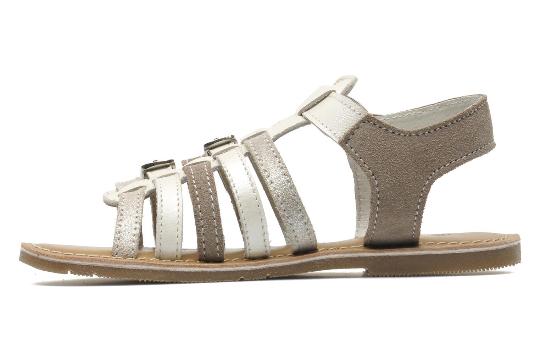 Sandali e scarpe aperte Bopy HIBOCUS Beige immagine frontale