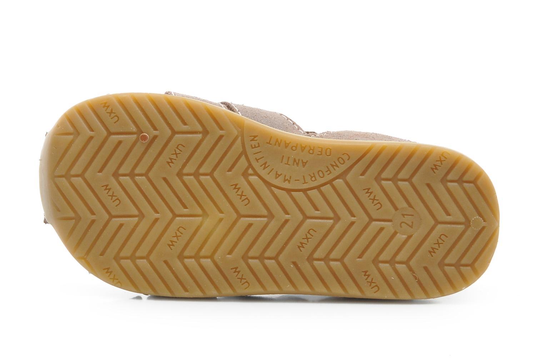 Sandales et nu-pieds Bopy ZIXOR Marron vue haut
