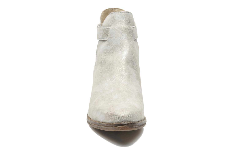 Boots en enkellaarsjes Khrio Petra Zilver model