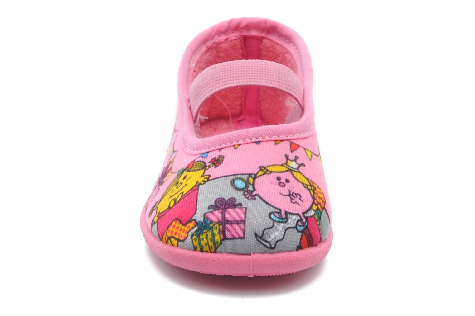 Slippers Be Only Mme Princesse (Ballerine) Pink model view