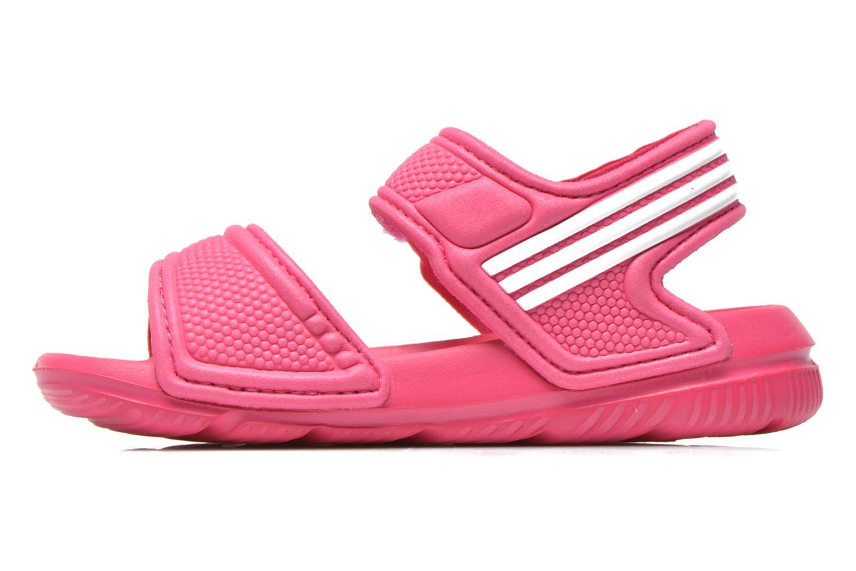 Sandali e scarpe aperte Adidas Performance Akwah 9 I Rosa immagine frontale