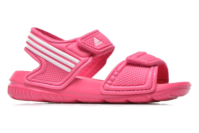 Sandali e scarpe aperte Adidas Performance Akwah 9 I Rosa immagine posteriore