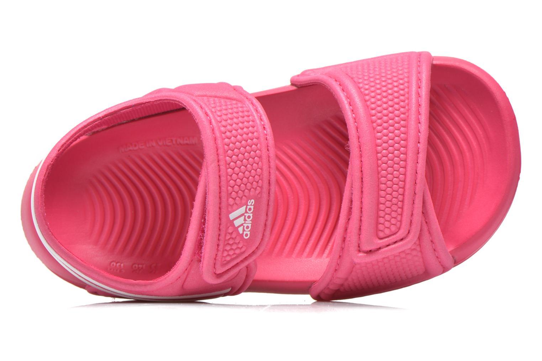 Sandali e scarpe aperte Adidas Performance Akwah 9 I Rosa immagine sinistra