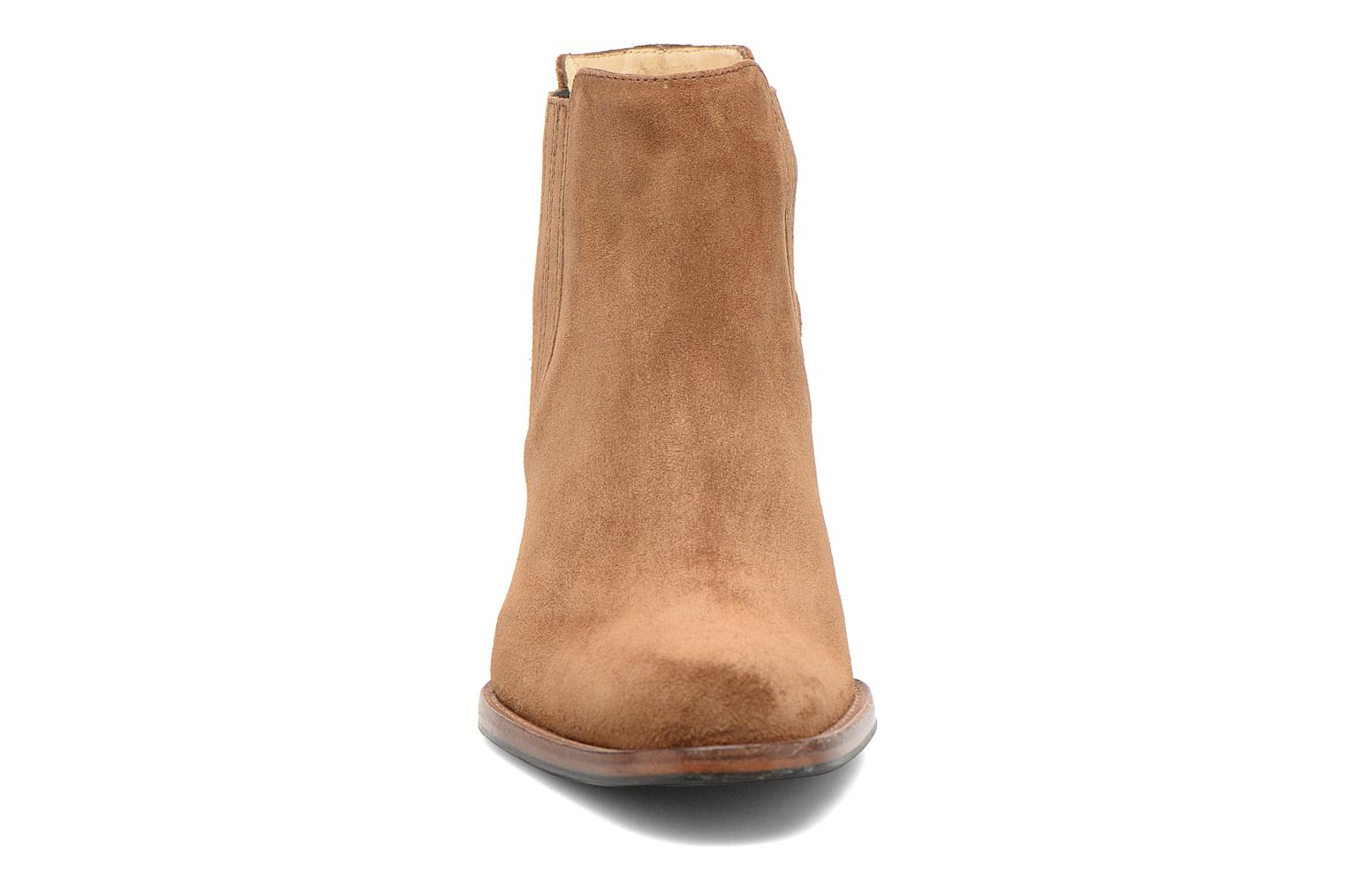 Ankle boots Free Lance Legend 7 Boot Elast Brown model view
