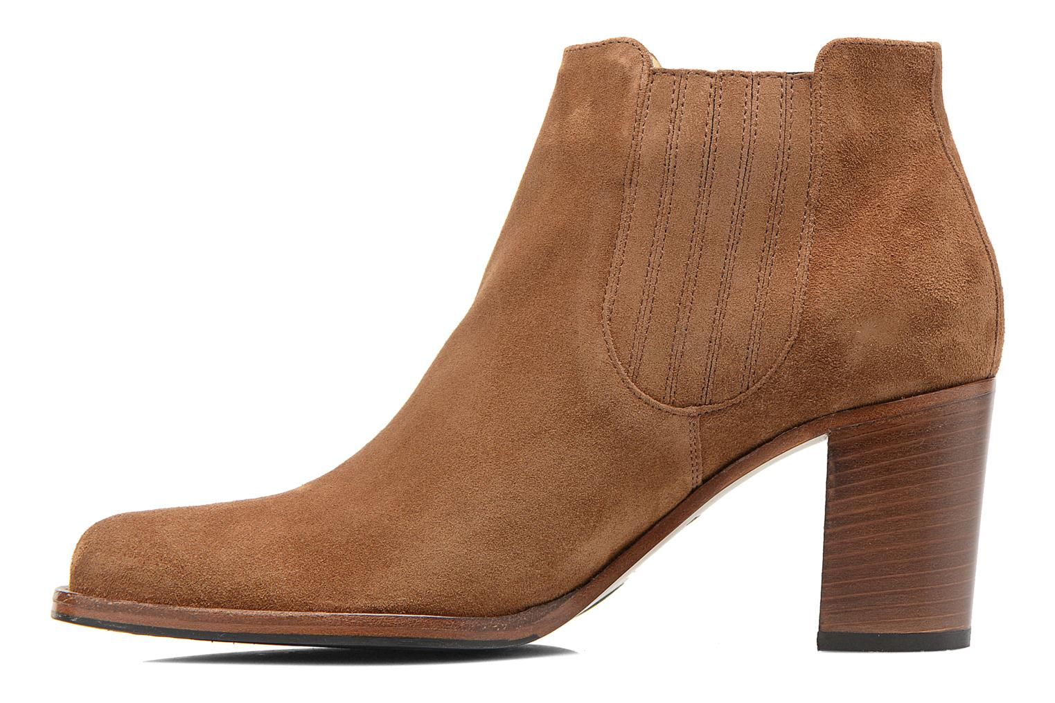 Ankle boots Free Lance Legend 7 Boot Elast Brown front view