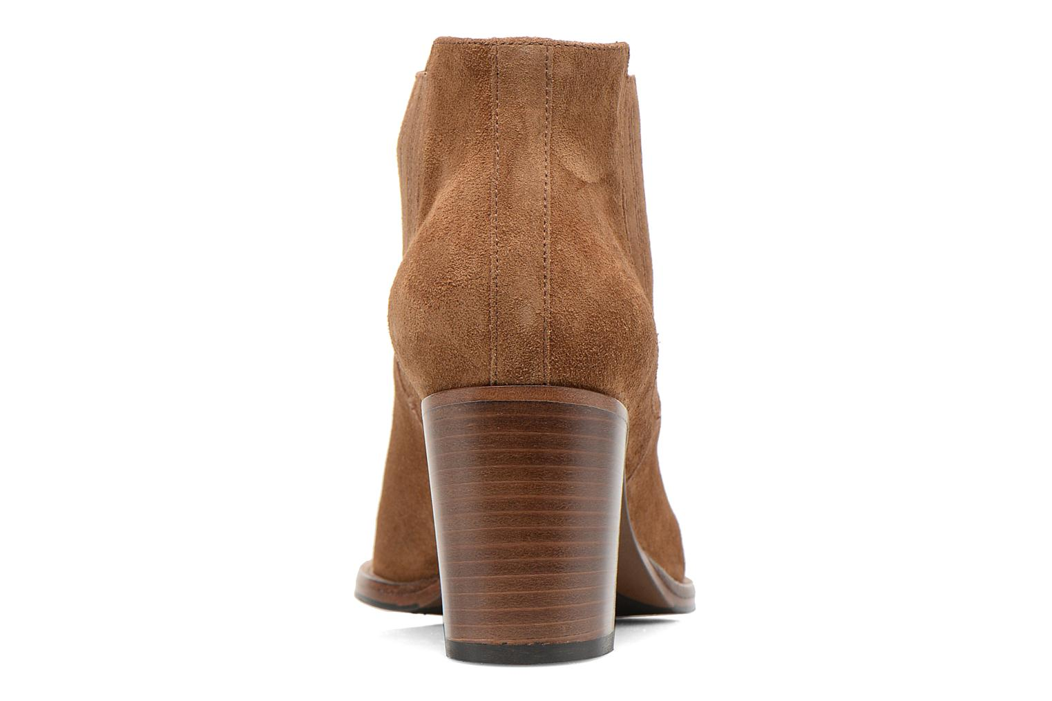 Ankle boots Free Lance Legend 7 Boot Elast Brown view from the right