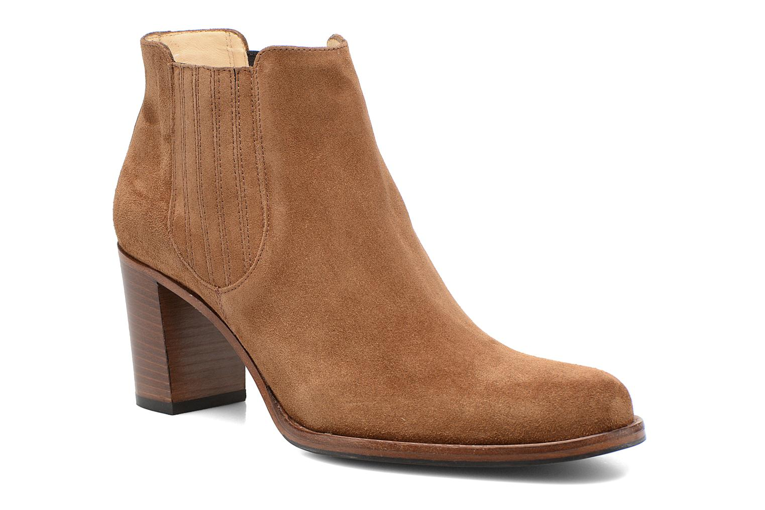 Ankle boots Free Lance Legend 7 Boot Elast Brown detailed view/ Pair view