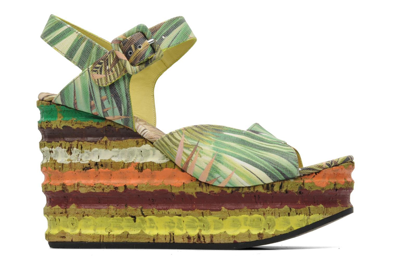 Sandales et nu-pieds Free Lance Straty 7 sandale buckle Multicolore vue derrière