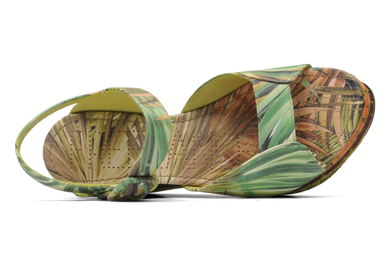 Sandales et nu-pieds Free Lance Straty 7 sandale buckle Multicolore vue gauche