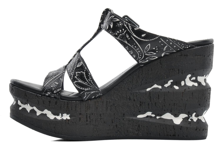 Clogs & Pantoletten Free Lance Heavy 7 sandale mehrfarbig ansicht von vorne