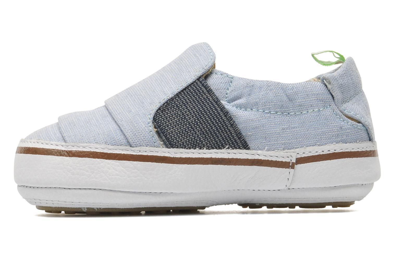 Sneakers Tip Toey Joey Slippy Blauw voorkant