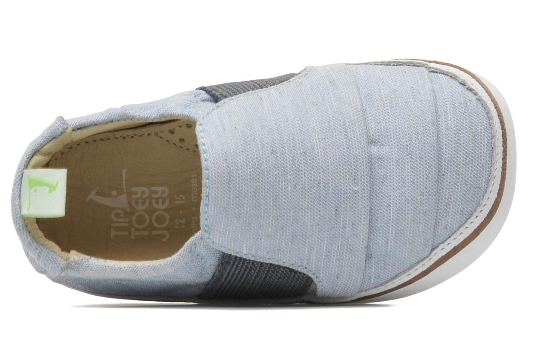 Sneakers Tip Toey Joey Slippy Blauw links