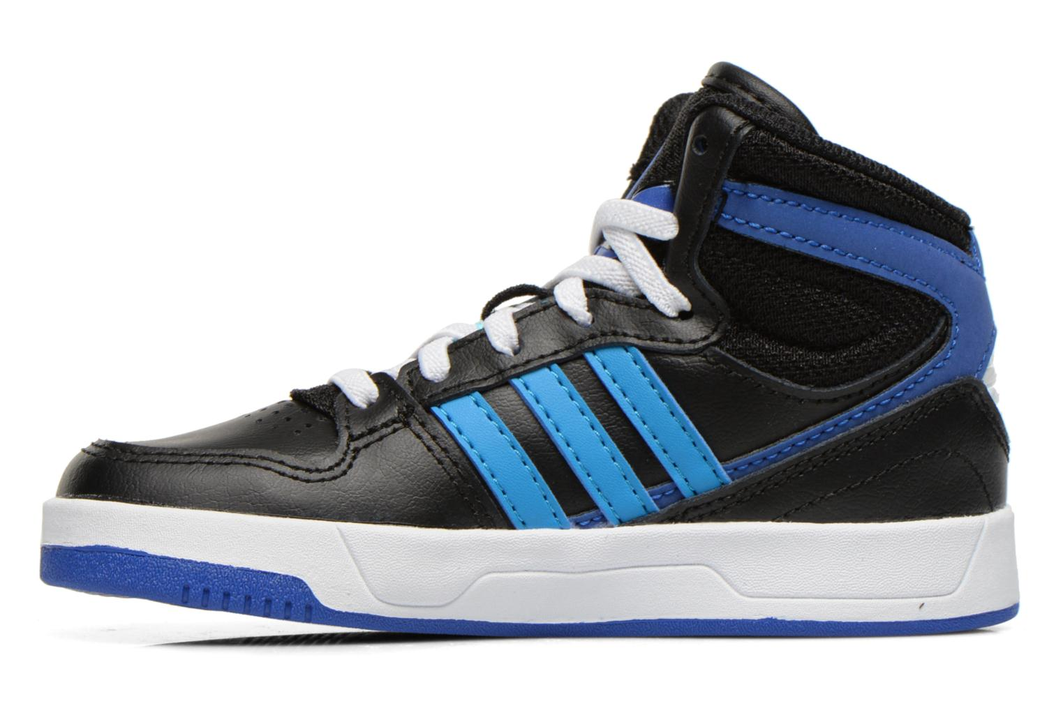 Baskets Adidas Originals COURT ATTITUDE EL I Noir vue face
