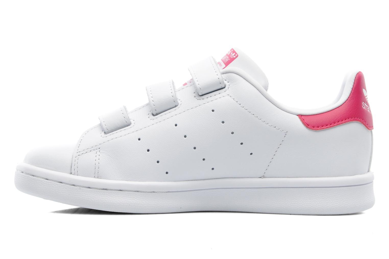 Sneakers Adidas Originals Stan Smith Cf C Bianco immagine frontale