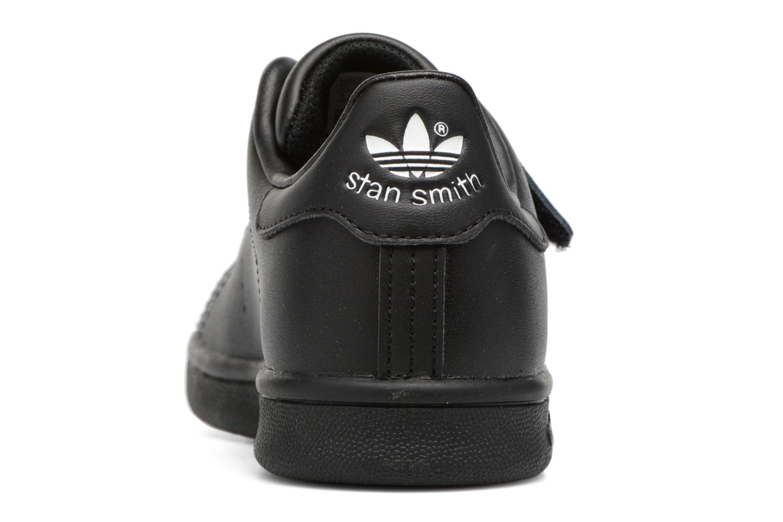 Baskets Adidas Originals Stan Smith Cf C Noir vue droite