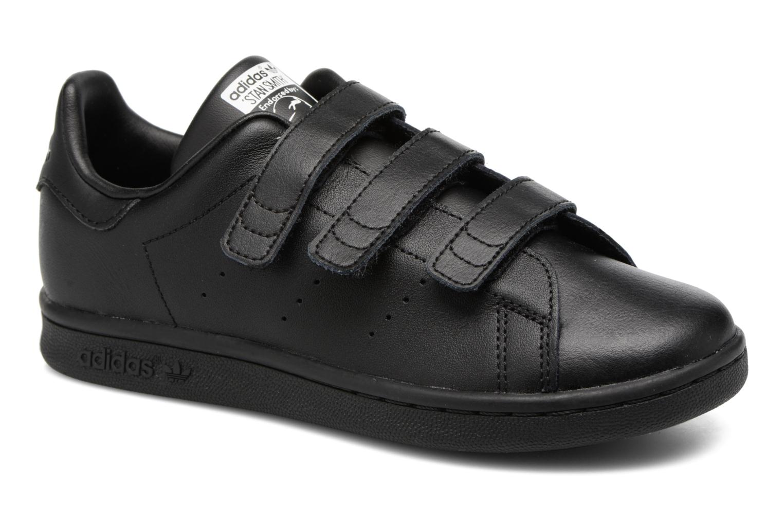 Baskets Adidas Originals Stan Smith Cf C Noir vue détail/paire