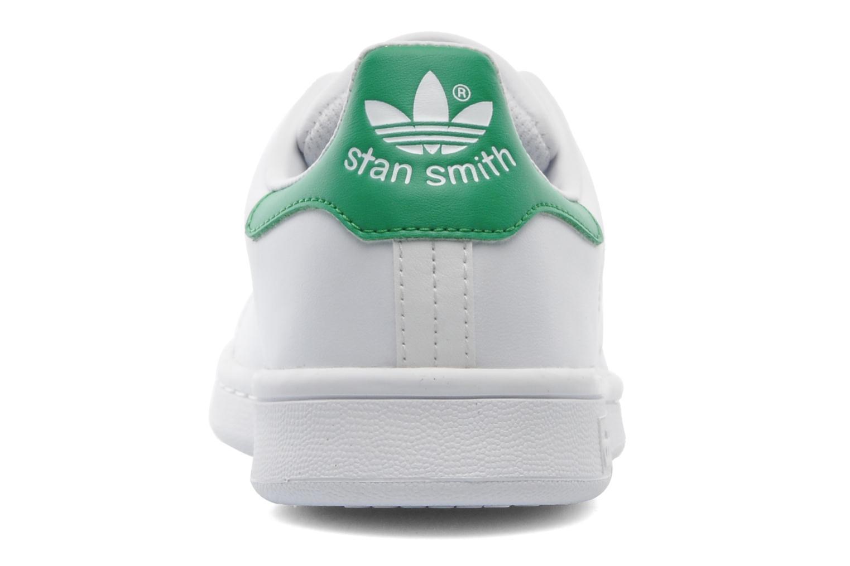 Deportivas Adidas Originals STAN SMITH J Blanco vista lateral derecha