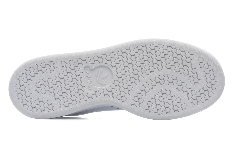 Baskets Adidas Originals STAN SMITH J Blanc vue haut