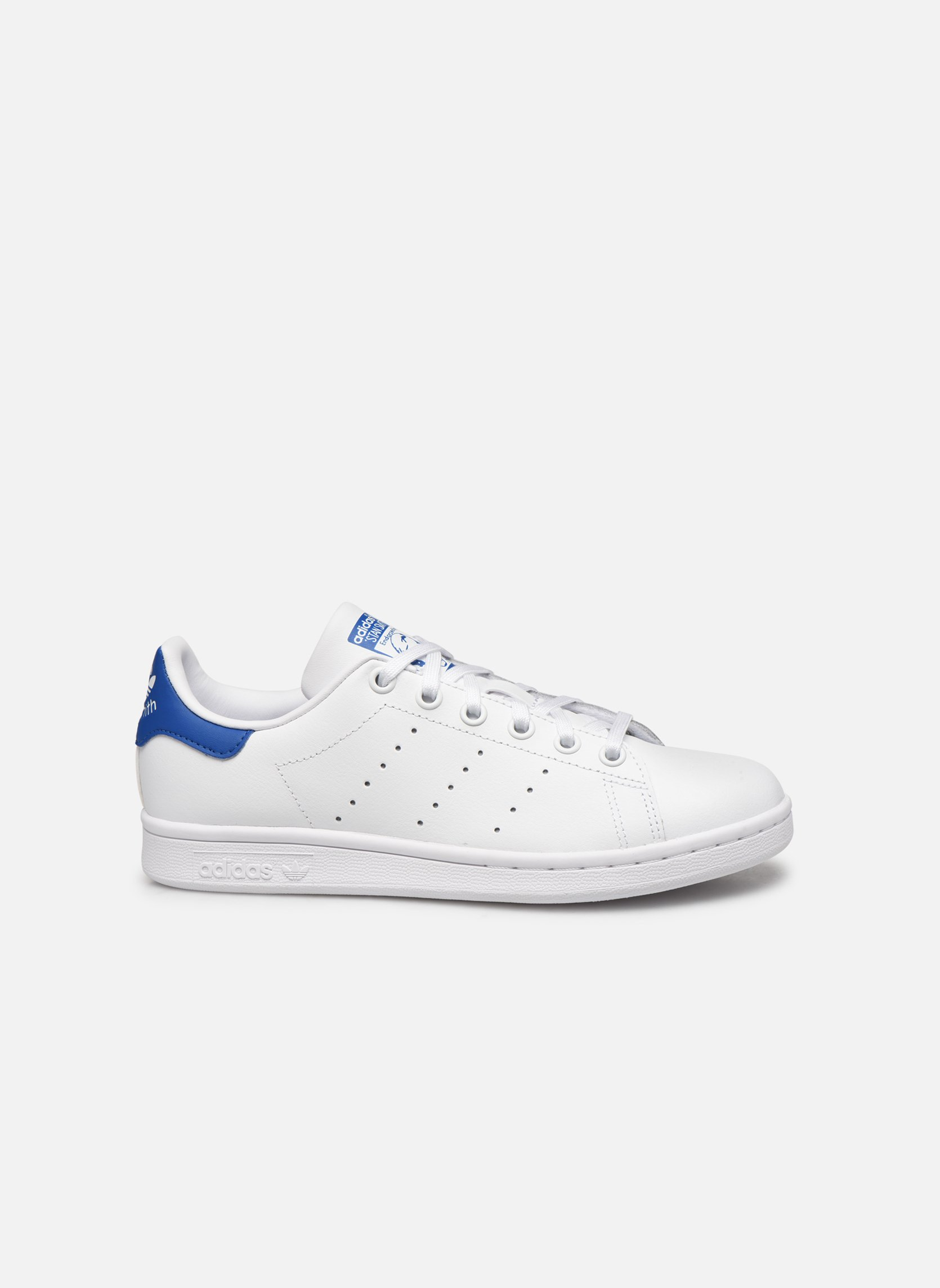 Trainers Adidas Originals STAN SMITH J White back view