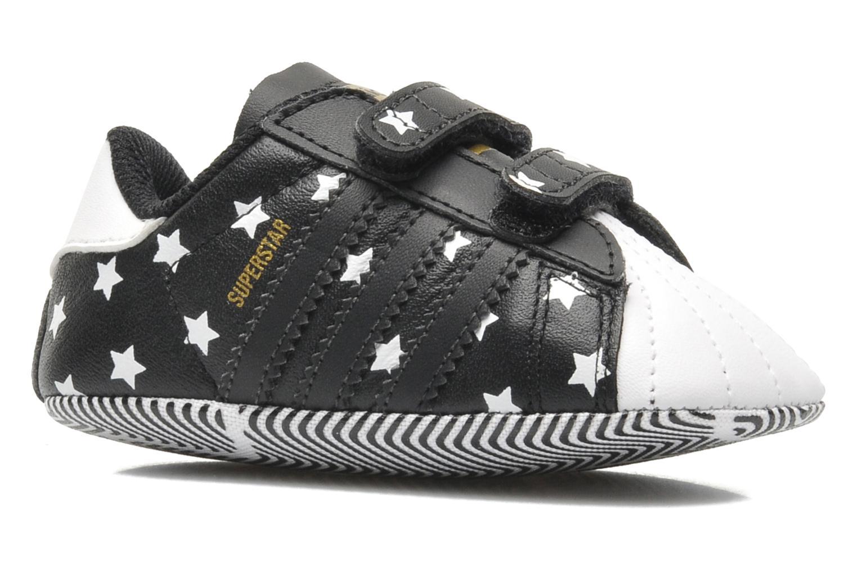 Ftwbla/Noiess/Ftwbla Adidas Originals SUPERSTAR CRIB (Blanc)