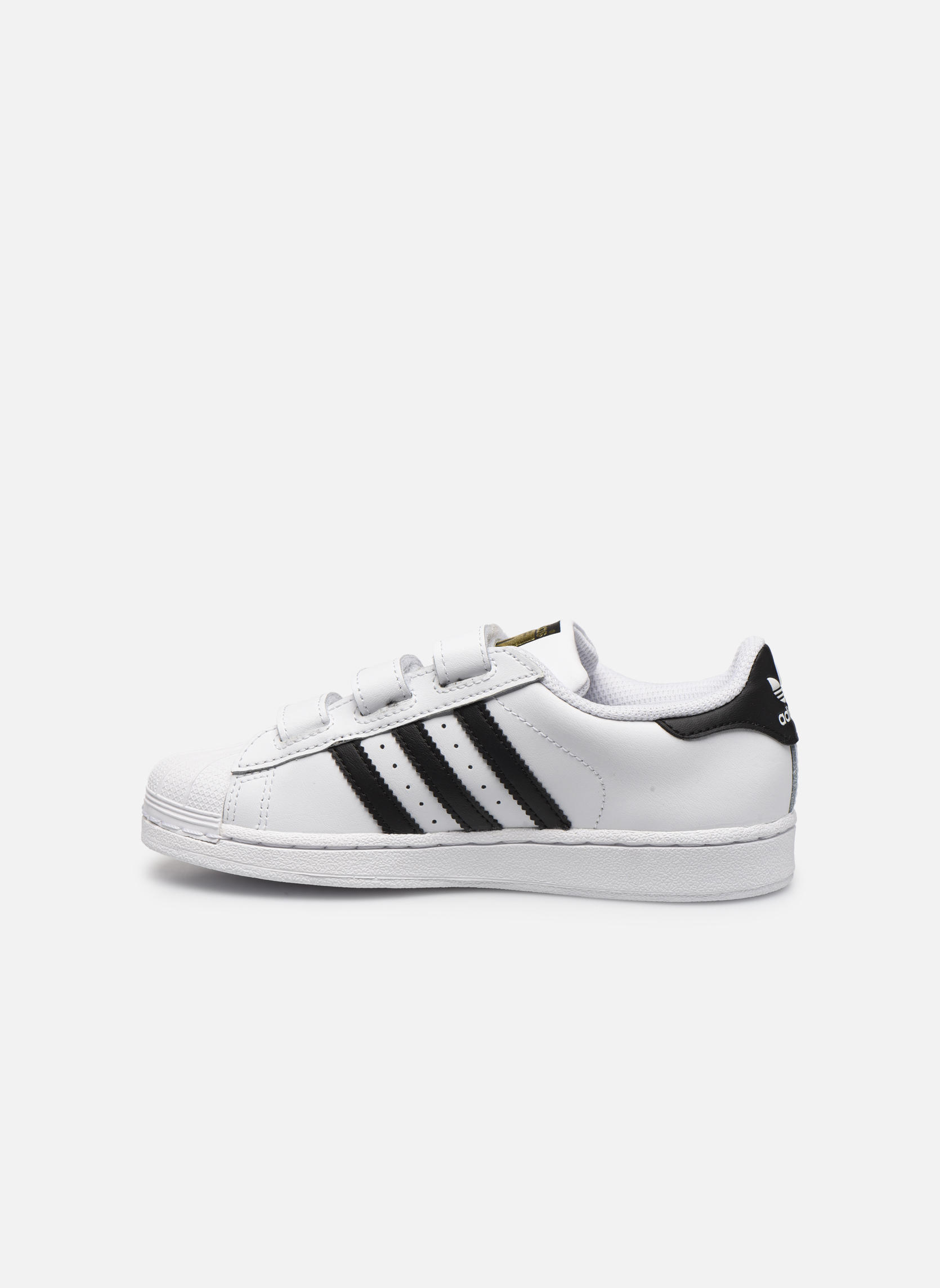 Trainers Adidas Originals Superstar Foundation Cf C White front view