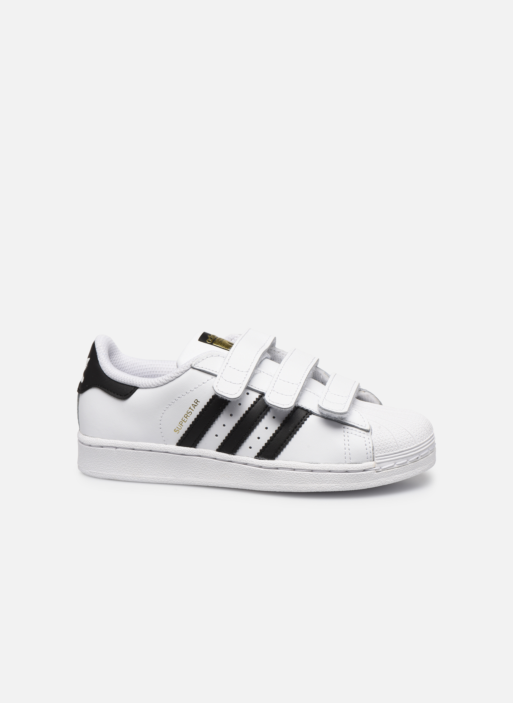 Baskets Adidas Originals Superstar Foundation Cf C Blanc vue derrière