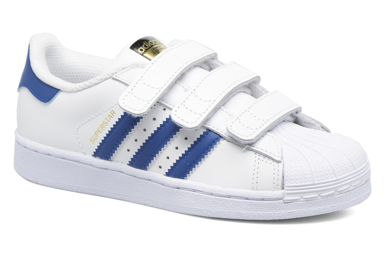 FtwblaRoseclFtwbla Adidas Originals Superstar Foundation Cf C (Blanc)