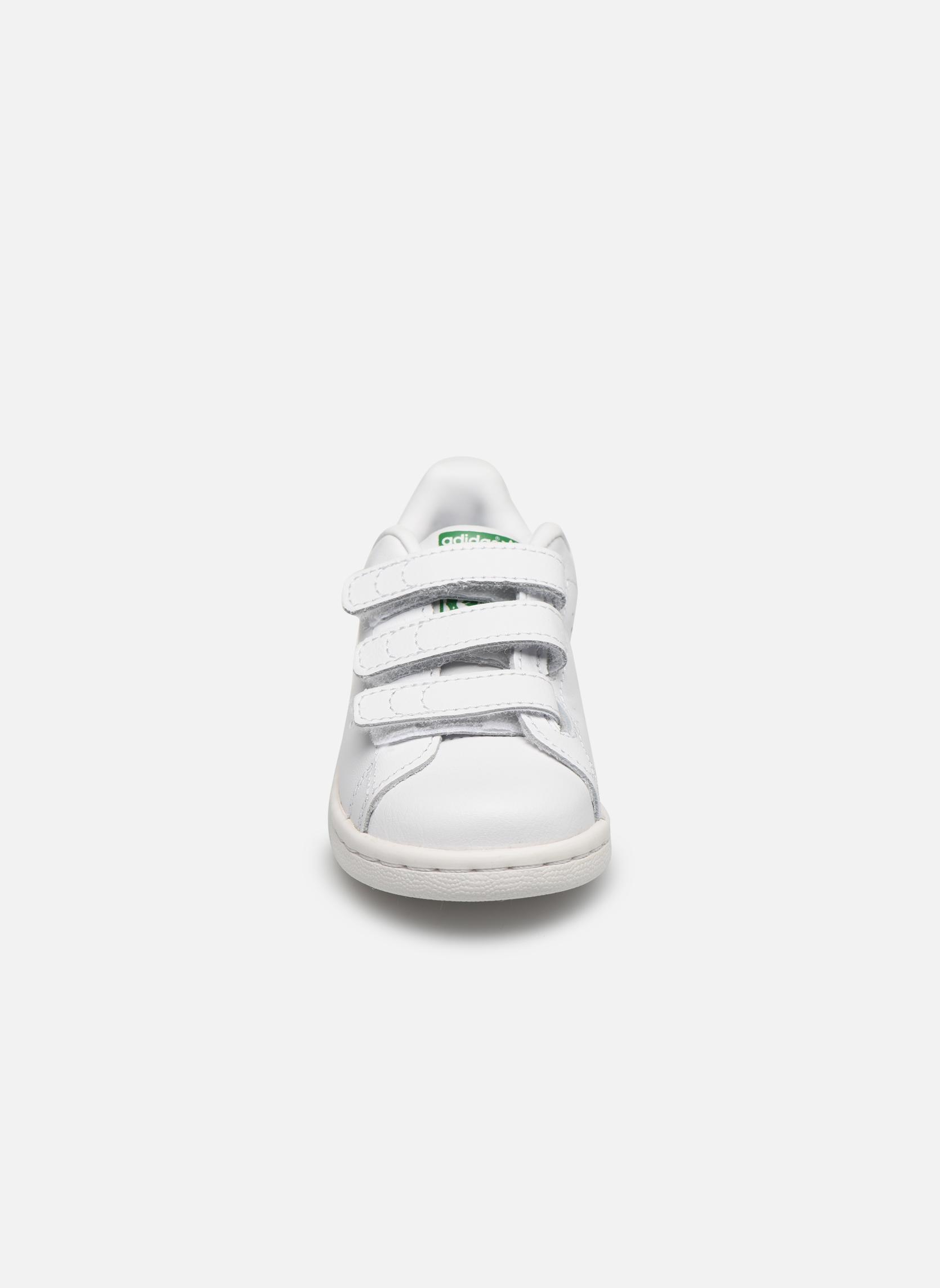 Sneakers Adidas Originals SUPERSTAR FOUNDATION CF I Wit model