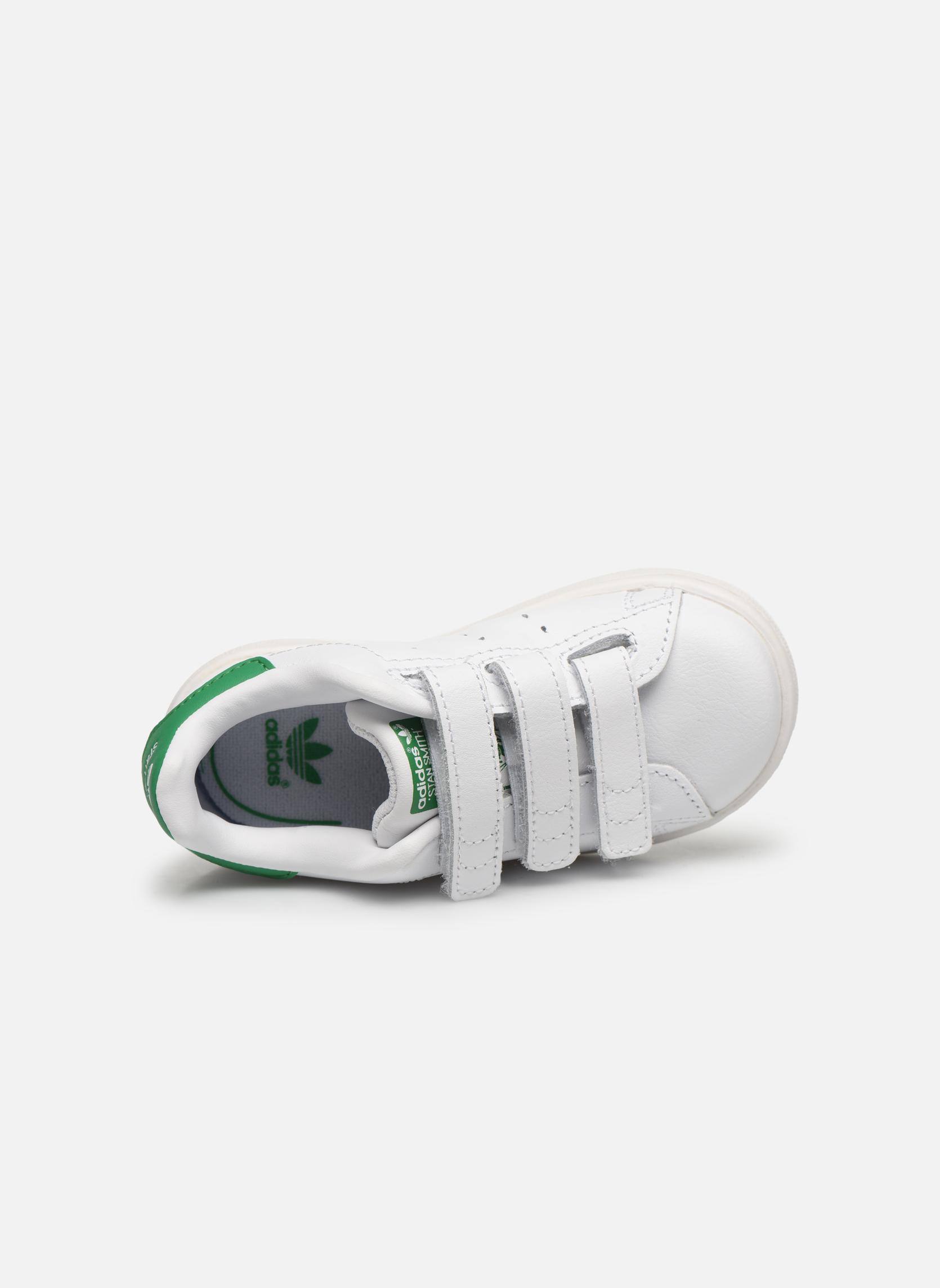 Sneakers Adidas Originals SUPERSTAR FOUNDATION CF I Wit links
